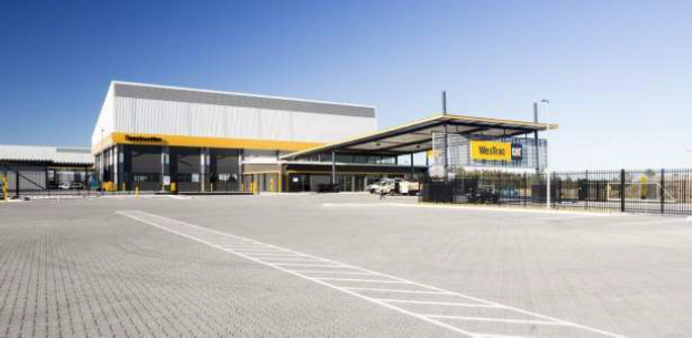 Westrac Parts Distribution Centre