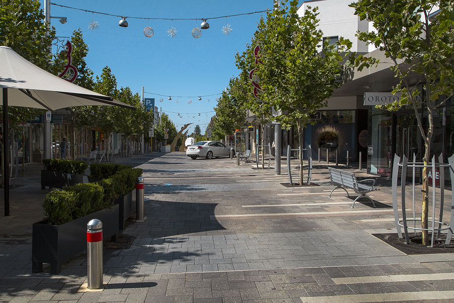 Bayview Terrace Streetscape Upgrade